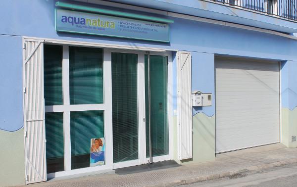 Aquanatura tratamiento de agua
