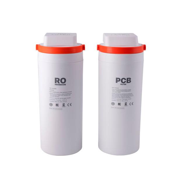 filtros osmosis infinity eco 600